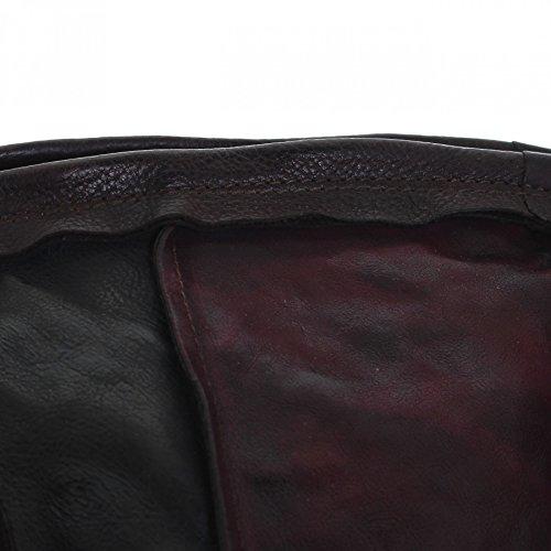 A.S. 98 BORSE 151581-0128 Ebano Grunge Smoke/ Damen Tasche Grau/ Tragetasche/ Schultertasche h6UKdBc8