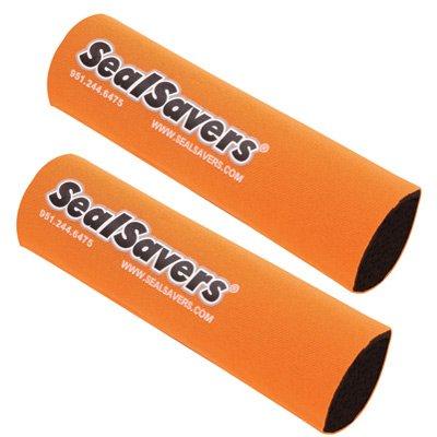 Seal Savers Fork Covers 44-50mm Fork Tube Short Orange for KTM 525 EXC 4-Stroke 2003-2007