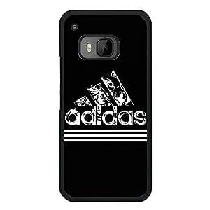 Classical Design Adidas Logo Phone Case for Htc one M9 Luxury Adidas Series Phone Case