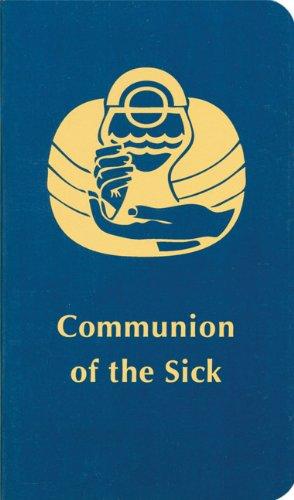 Communion Book - Communion of the Sick