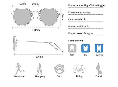 Anti lentille Lunettes Aprigy de sécurité Glare Femmes Lunettes Conduite Hommes Les Night Jaune Vision Pilot pour Classique et Les Vision de Pilote wOYpqzOg