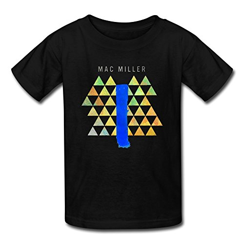 Handson 2-6 Years Youth Blue Slide Park Triangle Poster Tee Shirt Black Size - Beats Got Instrumentals