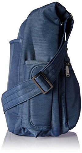 Double Size Bag Brushed Blue Blue Body Cross Lug Brushed Dutch One Women's 17nqxz5O