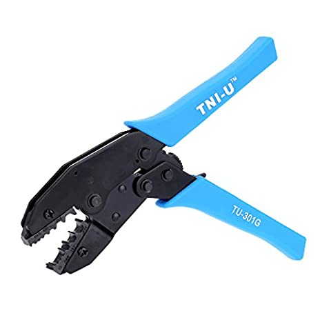 TNI-U TU-301G Wire Crimpers Optical Fibre Joint Click Pulley Crimping Tool Ratcheting Crimping Pliers Line Pressing - Tu Wire