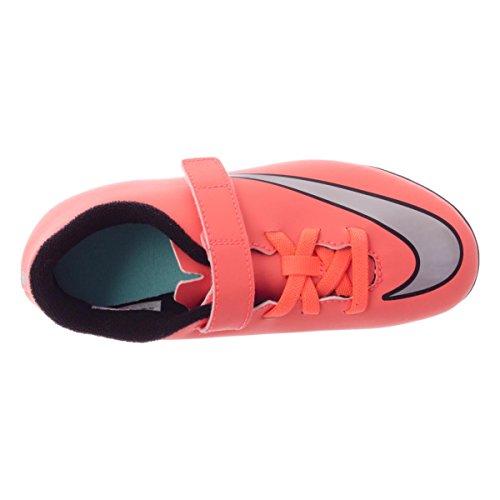 0 Sportive r Metallic Mercurial Mng 2 Jr Brght Unisex Vortex V Silver Nike FG Scarpe Bimbi hyper Trq 24 WYBqP8w4xx
