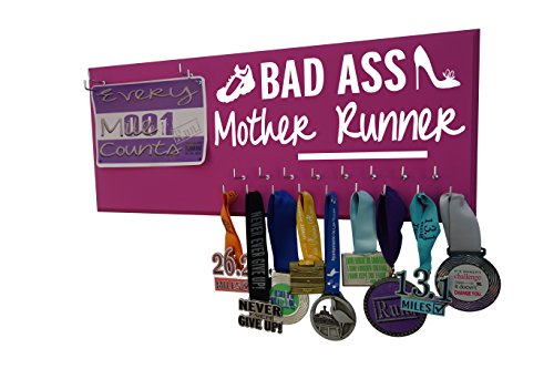 Running Wall Medal Hanger Display product image