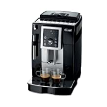 DeLonghi ECAM23210B Magnifica S Fully Automatic Espresso and Cappuccino Machine with Manual Cappuccino System, Black
