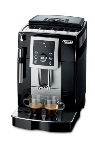 DeLonghi ECAM23210B Compact Magnifica S Beverage Center, Black