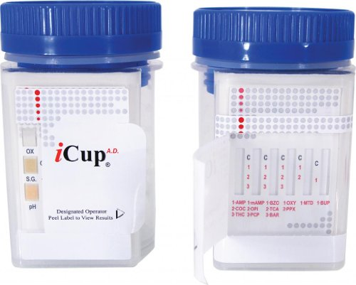 Icup - 25 cups/pkg - 9 panel