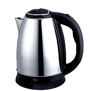 BONIRY Stainless Steel Electric Kettle 1500 Watt – 1.8 Litre Multipurpose Large Size Tea Coffee Maker Water Boiler with…