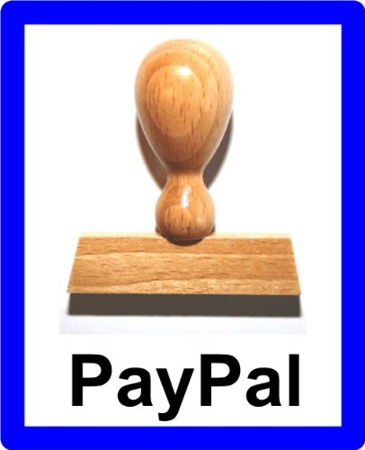 LE-ONs® Holzstempel Professional-Serie L30 PayPal