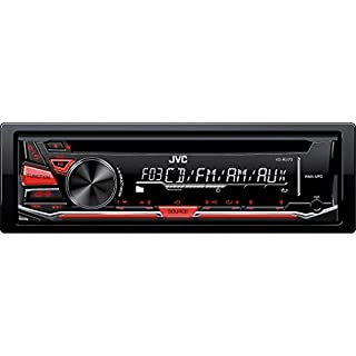 Sale Off JVC KD-R370 Single DIN in-Dash CD/AM/FM/Receiver with Detachable Faceplate