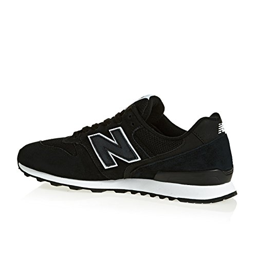 New Basket Balance Noir Femmes Mr996 rwnqrI07
