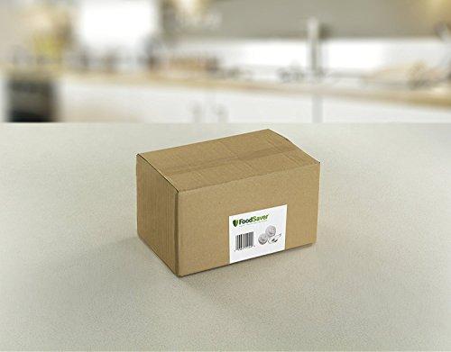 FoodSaver. FCARWJAH-000 Kit Wide-Mouth Jar Sealer with Regular Sealer and Accessory Hose, White (Limited Edition)