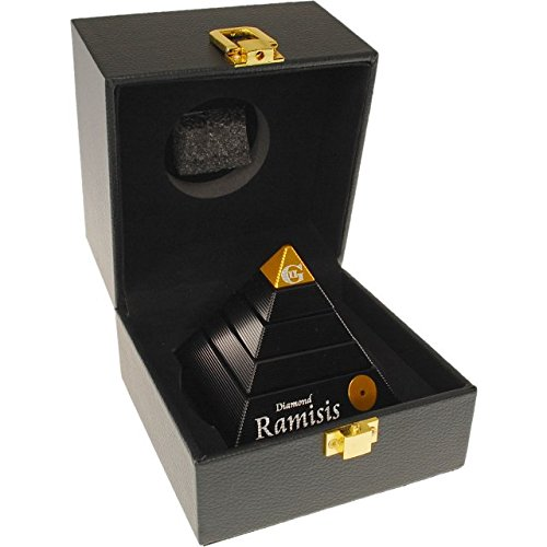 Diamond Ramisis: GII - Black with Gold Capstone