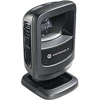 Zebra Technologies DS9208-DL4NNU21Z Series DS9208 Omnidirectional Hands-Free Presentation Imager, 1D/2D DL Imager, USB Kit, Includes Standard Range Scanner, 7 Straight USB Cable, Black