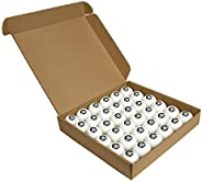 GoPong Official Beer Pong Balls, Pack of 36, White