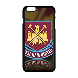 XXXD west ham united logo Hot sale Phone Case for iPhone 6 Plus
