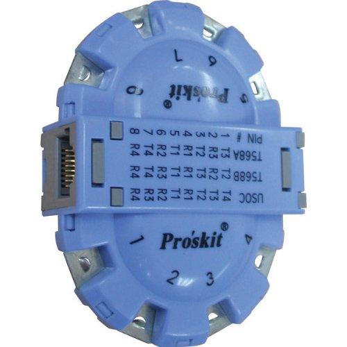 Eclipse Tools 900-244 Pro'sKit Banjo Adapter, 4-6-8 Pin
