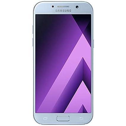 Smartphone Samsung Galaxy A5 2017, SM-A520, Display 13,2 cm (5,2 Zoll), RAM 3 GB, Gerätespeicher 32 GB, LTE, blau