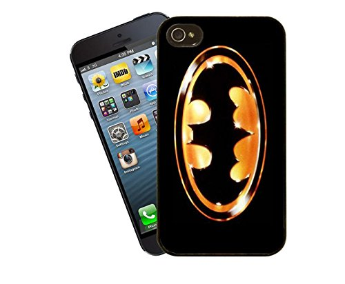 Eclipse Gift Ideas Batman Logo 3 Phone Case Design For iPhone 5 / 5s - Cover