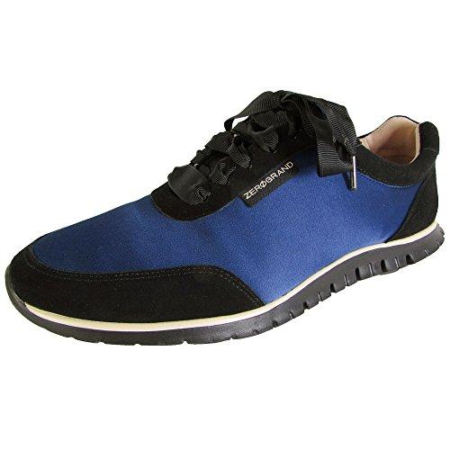 Cole Haan Dames Zerogrand Stadgedoor Sneaker Midnight Blue / Balletroze / Zwart