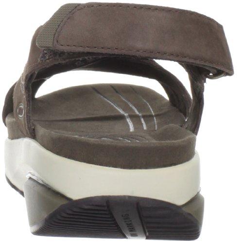 MBT , Sandales pour femme marron Chocolat