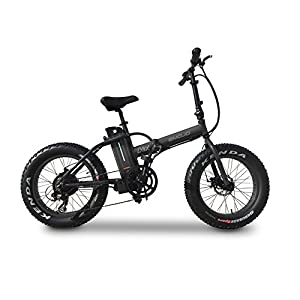 Emojo Lynx Folding Fat Tire Pro Electric Bicycle