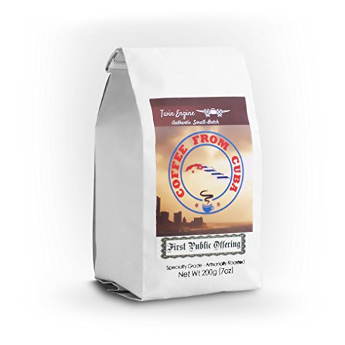 Cuban Coffee, whole bean, Cuba meets Nicaragua FIRST RELEASE