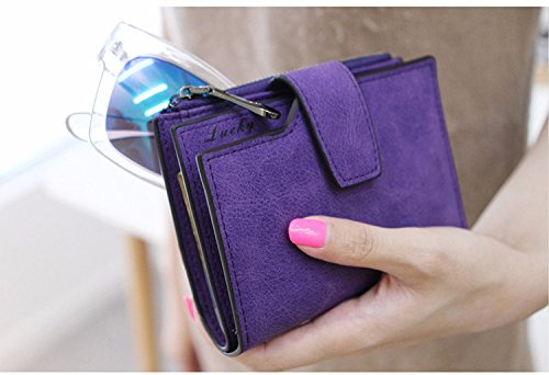 Money coming shop Ladsoul Women Short Wallet Famous Brand Womens Wallets Female Purse Clutch Bags Carteiras Femininas Credit Card Holder hl8441/g (Amazon Credit Card Account)