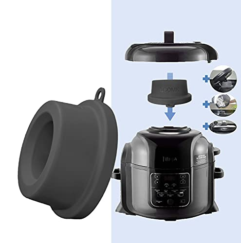 stores my pressure cooker lid safely