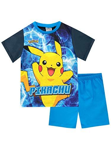 Pokemon Jongens Pyjama's Pikachu