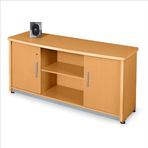 OFM 55503-MPL Milano Series Executive Credenza ()