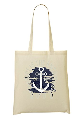 Sac My Anchor tout Hope Sac Soul à Is The provisions Fourre Of 7qEEwY8I