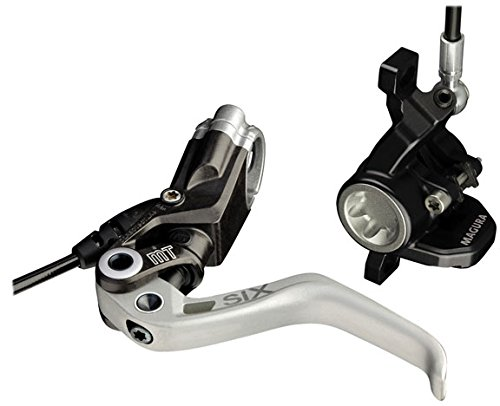Magura MT6 Mountain Bike Disc Brake (Silver) by Magura