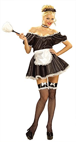 Fifi French Maid Costume - Forum Novelties Womens Household Career Halloween