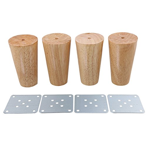 wooden cabinet feet - 2