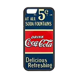 Tt-shop Custom Phone Case Cover Drink Coca Cola Pattern For iPhone6 4.7