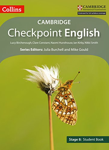 Collins Cambridge Checkpoint English – Stage 8: Student