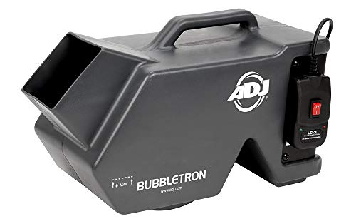 ADJ Products BUBBLETRON,MOLDED PLASTIC, BUBBLE MACHIN (