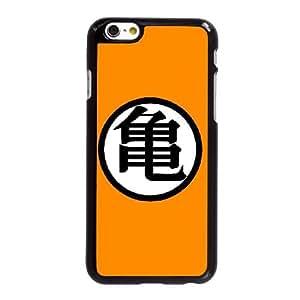 Simbolo de Dragon Ball O3O34G1JO funda iPhone 6 6S más la caja de 5,5 pufunda LGadas funda 1RH753 negro