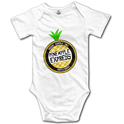 Price comparison product image Pine Apple Express Funny Baby Onesies BodySuit