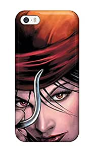 Christmas Gifts New Arrival Case Cover With Design For Iphone 5/5s- Elektra