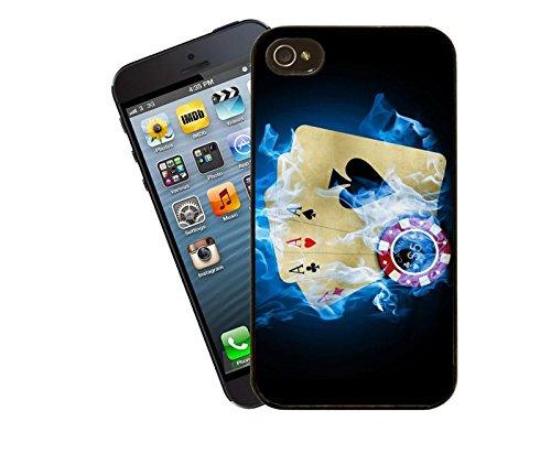 Poker iPhone Case - passen diese Abdeckung Apple Modell 5 und 5 s - von Eclipse-Geschenk-Ideen
