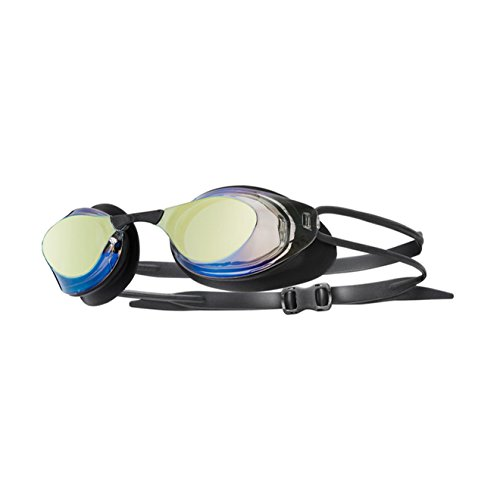 TYR Stealth Racing Lunette de Natation Mixte Or