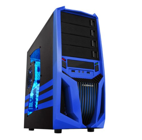 Amazoncom Ironside Minion Advanced Budget Gaming Desktop Pc Amd