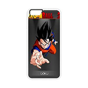 Goku Dragon Ball Z Anime iPhone 6 4.7 Inch Cell Phone Case White Customize Toy zhm004-3890783