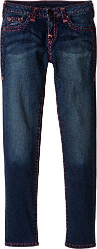 True Religion Kids Girl's Casey Super T Jeans In Alameda Wash (Big Kids) Alameda Wash Jeans