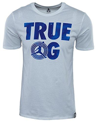 Nike Lebron Cerimonia Tee (uomo) Bianco / Blu