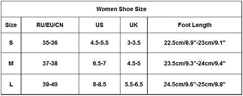 Ama (tm) Femmes Enceinte Maison Anti-dérapant Pantoufles Épissés Chaussures De Yoga Chaud Doux Bleu